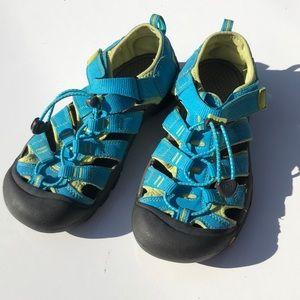 Keen Big Kids seacamp water sandal